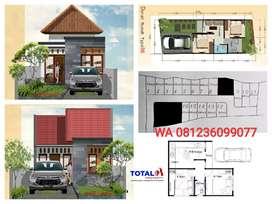 Dijual Rumah 36/62 harga 400 jtan di Anggungan, Lukluk, Mengwi, Badung