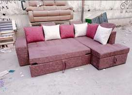 Zqq sofa come bed Emi Available Asif Furniture factory unit