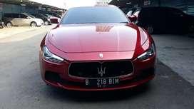 Maserati Ghibli Tahun 2015 Harga Cash 1,050M Nego