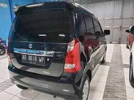 Suzuki karimun wagon GL manual th 2014 Plat AD Pajak panjang