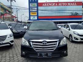Toyota Innova G Diesel MT 2014