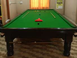 Snooker Table Branded