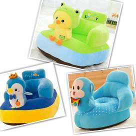 Cute sofa for kids courier facility