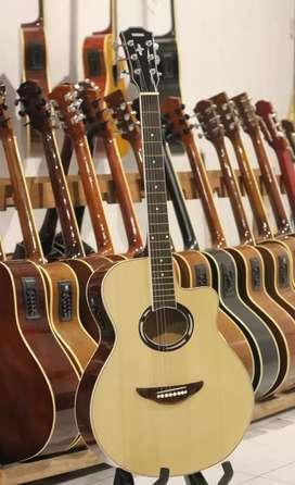 Gitar Akustik Elektrik PROMO Akhir tahun