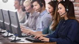 Data entry and calling jobs male female sitting job