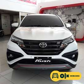 [Mobil Baru] BEST PROMO ALL NEW RUSH 2021 ( New Year Vibes )