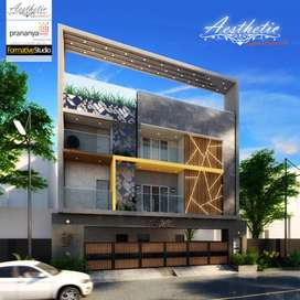 DESIGNER 2BHK APARTMENTS AT HASTHINAPURAM, GST ROAD.