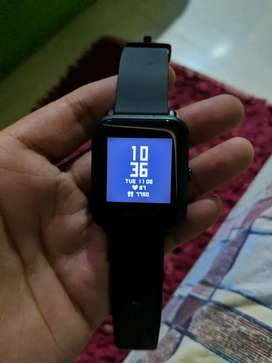 Amazefit bip lite 45 days battery life with bill box charger