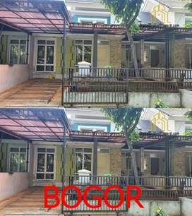 Bogor Dijual Rumah Asri Dikota Bogor
