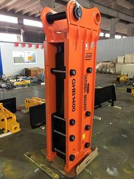 jual Hydraulic breaker GHB 1400 sekelas Breaker Soosan SB81