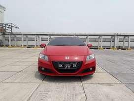 Honda CRZ Hybrid 2013 AT Merah Tdp 70jt