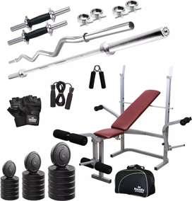 Hardly gym equipment  75 kg