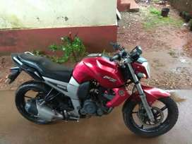 Yamaha fz good condition bike