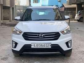 Hyundai Creta 1.6 CRDi AT S Plus, 2016, Diesel