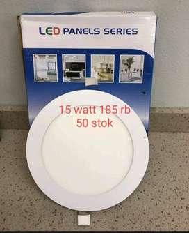 LED Panels Series 15 Watt 80% Energy Saving