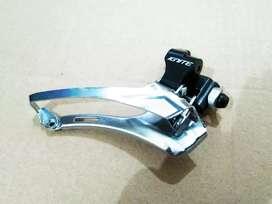 FD braze on double speed 8 9 speed utk chainring 50-34T 52-36T 53-39T