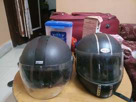 Helmets ( full face & half face )