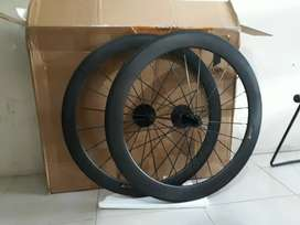 Wheelset road bike carbon 700c