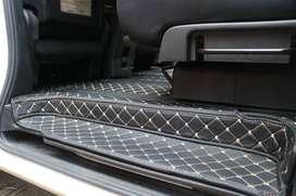 karpet mobil Nissan Serena C26 C27 full bagasi karpet super elite