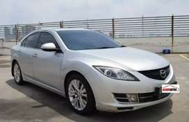 Mazda 6 Tahun 2010 Sunroof Matic Silver Sangat istimewa - Handy Autos