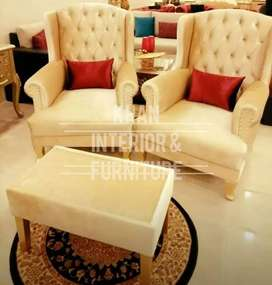Tufted chairs set in Rupees 43000