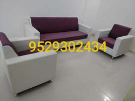 3+1+1 Sofa set from Factory brand new