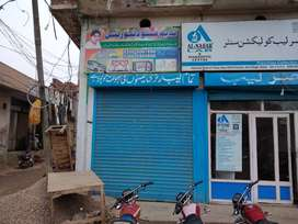 Mujay apni shop rent out karni ha