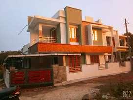 A New built house