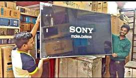 FULLY ANDROID + SMART SONY PANEL 50''BOX PACK 4K UHD LED TV !!
