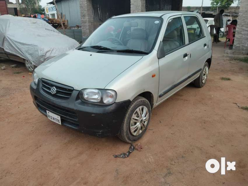 Maruti Suzuki Alto LX BS-III, 2002, Petrol 0