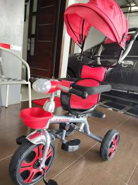 Sepeda tricycle exotic