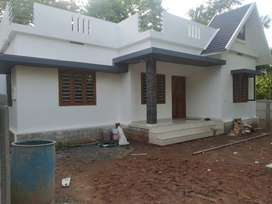 AN ELEGANT NEW 3BED ROOM 1100SQ FT 5CENTS HOUSE IN MANNUTHY,TSR