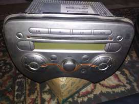Head unit oem Nissan march