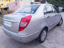 Tata Manza Aqua Safire BS-IV, 2010, Petrol
