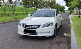 Honda Accord facelift 2.4 VTI-L 2011 km15rb kondisi antik dan istimewa