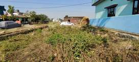 190 gaz plot in Harbatpur Vikasnagar