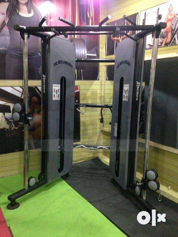 Get now full heavy Duty new Gym Equipment  machine Setup with offer.