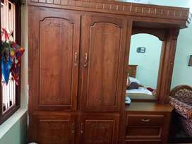 Urgent sale  wooden cupboard