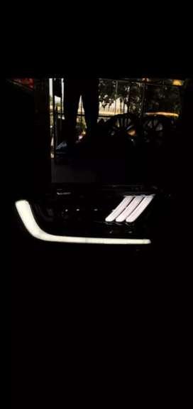 Endeavour headlight headlamp mustang style