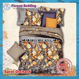 Bedcover Set Orchard Siap Kirim Hingga Kota Solok