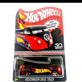 Hot Wheels VW Drag Truck 2018 Collector Edition