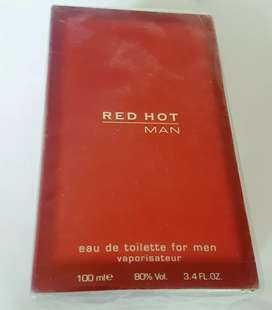 Red hot perfume
