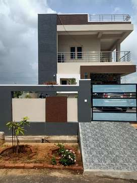 Ready to occupy E/F 3bhk villas Desapatrunipalem near Vizag steelplant