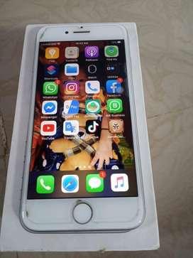 IPhone 7 silver(32 gb)