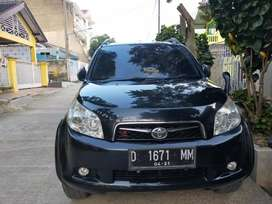 Toyota Rush S A/T 2009 Mulus