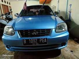 Dijual Hyundai Exel 2005