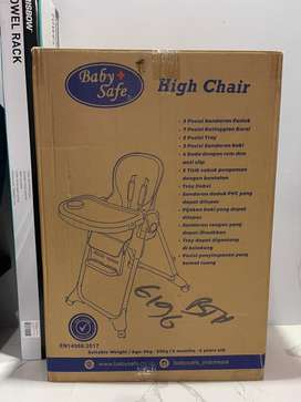 BABY SAFE HIGH CHAIR