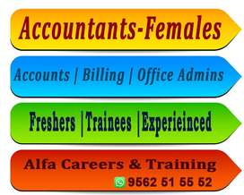 FEMALE ACCOUNTANTS