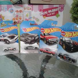 Hotwheels GTR Nissan Skyline Paket