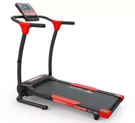 Type TL 111 Treadmill elektrik merah biru
